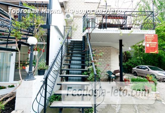 Мини-гостиница в Феодосии на берегу моря, улица Федько - фотография № 17
