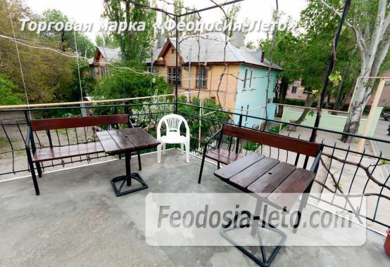 Мини-гостиница в Феодосии на берегу моря, улица Федько - фотография № 18