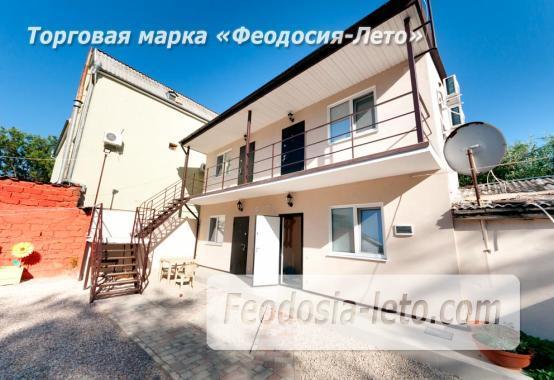 Мини-гостиница в Феодосии у моря, улица Седова - фотография № 1
