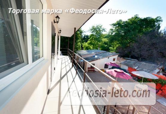 Мини-гостиница в Феодосии у моря, улица Седова - фотография № 4
