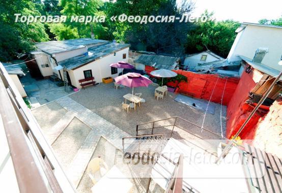 Мини-гостиница в Феодосии у моря, улица Седова - фотография № 5