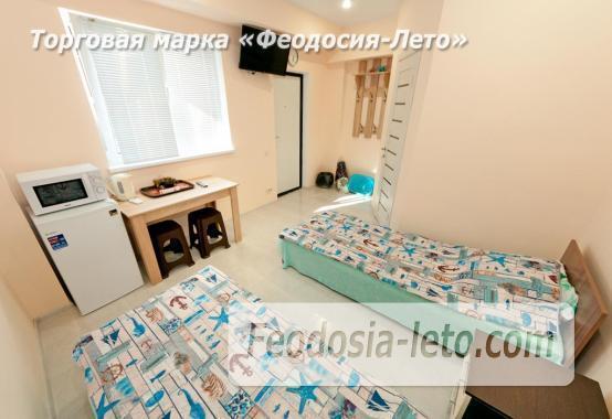 Мини-гостиница в Феодосии у моря, улица Седова - фотография № 8
