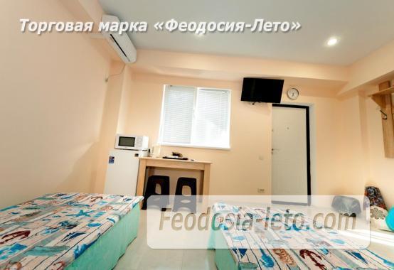 Мини-гостиница в Феодосии у моря, улица Седова - фотография № 9