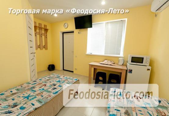 Мини-гостиница в Феодосии у моря, улица Седова - фотография № 13