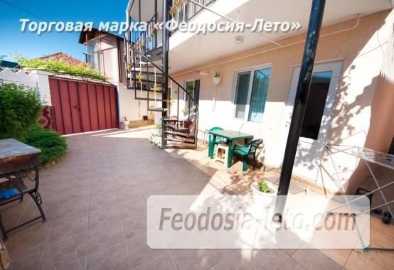 Мини-гостиница рядом с Динамо, песчаные пляжи в Феодосии - фотография № 9