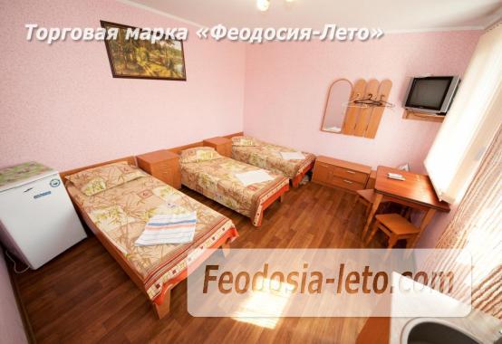 Мини-гостиница рядом с Динамо, песчаные пляжи в Феодосии - фотография № 13