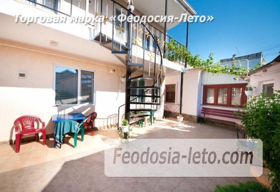 Мини-гостиница рядом с Динамо, песчаные пляжи в Феодосии - фотография № 16