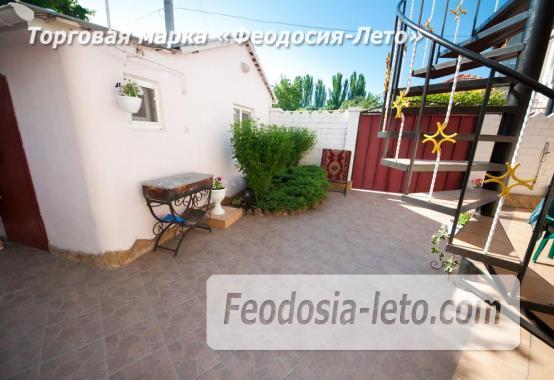 Мини-гостиница рядом с Динамо, песчаные пляжи в Феодосии - фотография № 19