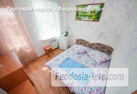 Мини-гостиница рядом с Динамо, песчаные пляжи в Феодосии - фотография № 20
