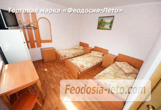 Мини-гостиница рядом с Динамо, песчаные пляжи в Феодосии - фотография № 4