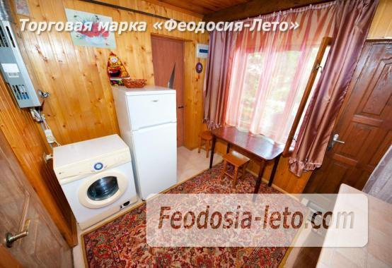 Мини-гостиница в центре города Феодосии, улица Щебетовская - фотография № 15