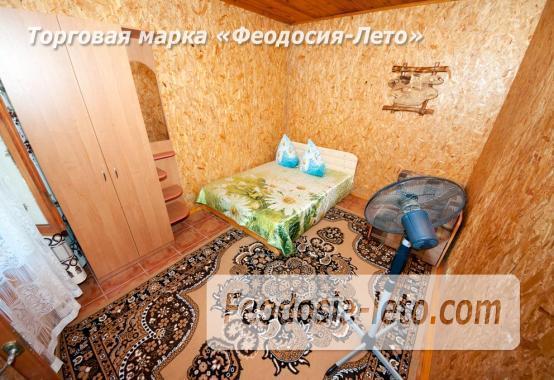 Мини-гостиница в центре города Феодосии, улица Щебетовская - фотография № 16