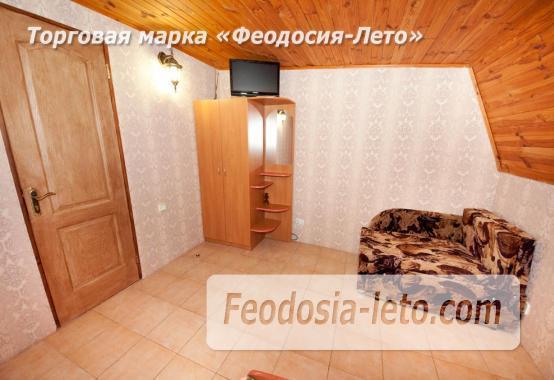 Мини-гостиница в центре города Феодосии, улица Щебетовская - фотография № 25