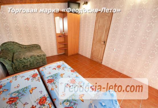 Мини-гостиница в центре города Феодосии, улица Щебетовская - фотография № 28