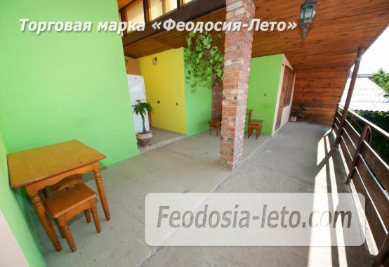 Мини-гостиница в центре города Феодосии, улица Щебетовская - фотография № 30