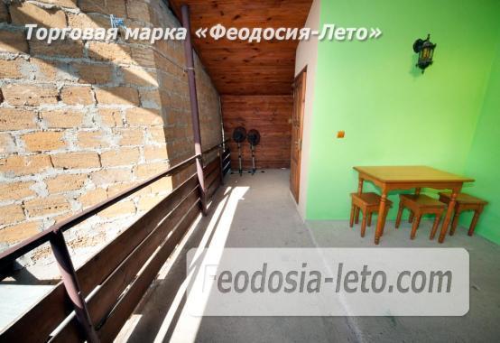 Мини-гостиница в центре города Феодосии, улица Щебетовская - фотография № 33