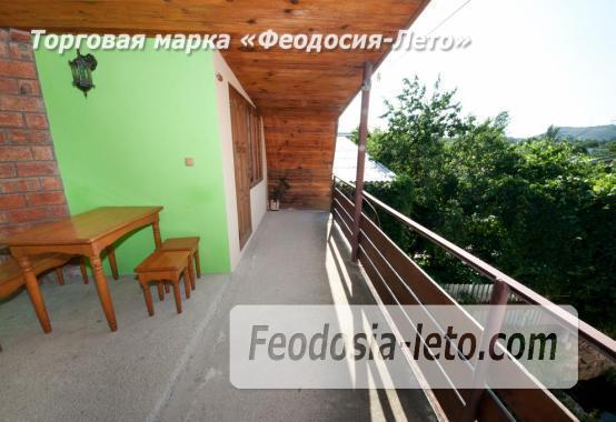 Мини-гостиница в центре города Феодосии, улица Щебетовская - фотография № 34