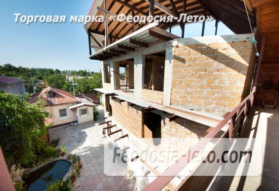 Мини-гостиница в центре города Феодосии, улица Щебетовская - фотография № 4