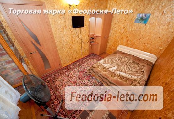Мини-гостиница в центре города Феодосии, улица Щебетовская - фотография № 9