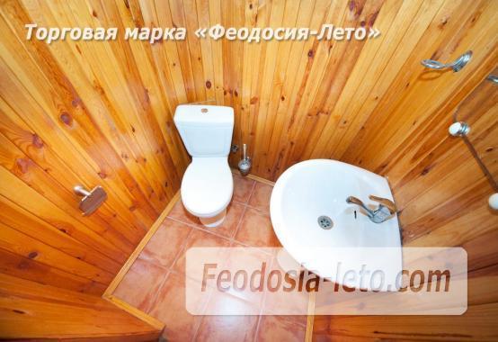 Мини-гостиница в центре города Феодосии, улица Щебетовская - фотография № 12