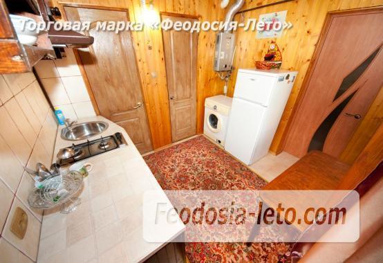 Мини-гостиница в центре города Феодосии, улица Щебетовская - фотография № 13