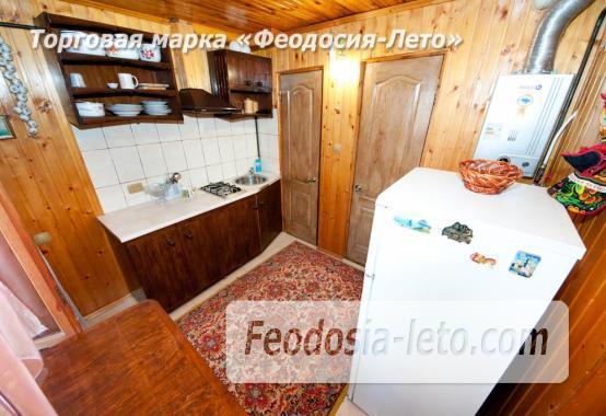 Мини-гостиница в центре города Феодосии, улица Щебетовская - фотография № 14