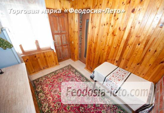 Мини-гостиница в центре города Феодосии, улица Щебетовская - фотография № 21