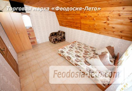Мини-гостиница в центре города Феодосии, улица Щебетовская - фотография № 23