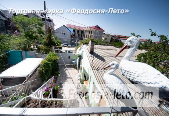 Мини гостиница на берегу моря в Феодосии на улице 3-го Интернационала - фотография № 7