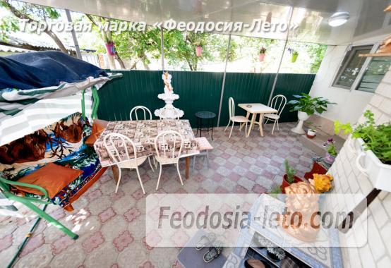 Мини гостиница на берегу моря в Феодосии на улице 3-го Интернационала - фотография № 2