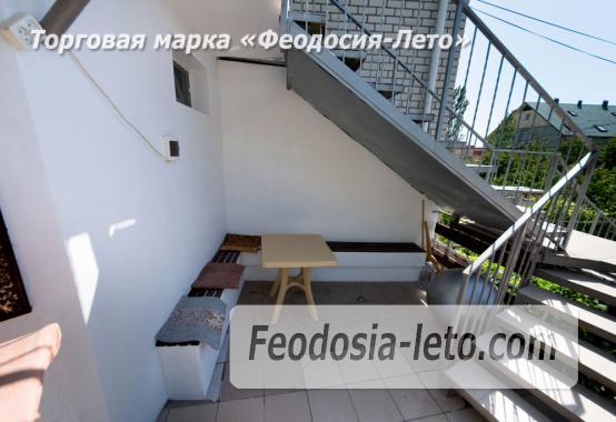 Мини гостиница на берегу моря в Феодосии на улице 3-го Интернационала - фотография № 5