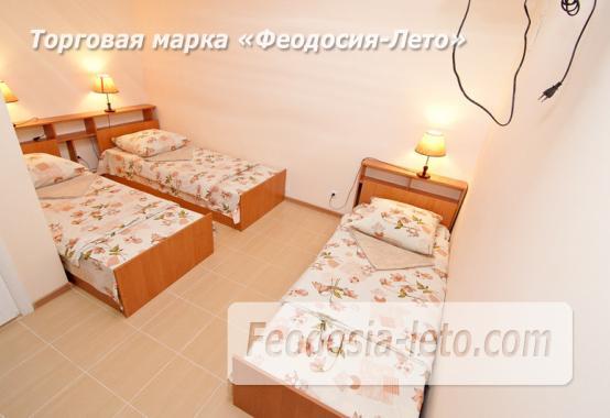 Мини гостиница с бассейном в Феодосии на улице Фестивальная - фотография № 20