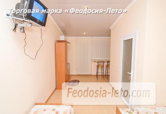Мини гостиница с бассейном в Феодосии на улице Фестивальная - фотография № 21