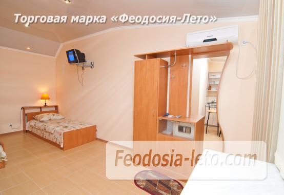 Мини гостиница с бассейном в Феодосии на улице Фестивальная - фотография № 6
