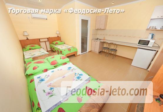 Мини гостиница с бассейном в Феодосии на улице Фестивальная - фотография № 11