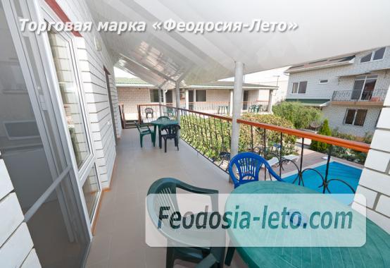 Мини гостиница с бассейном в Феодосии на улице Фестивальная - фотография № 17