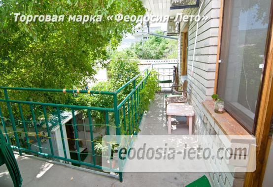 Мини гостиница с общей кухней, улица Русская в Феодосии - фотография № 3