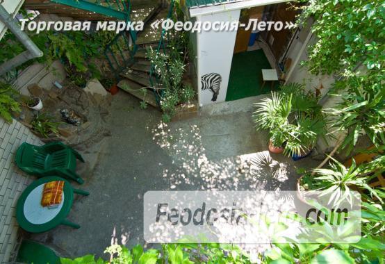 Мини гостиница с общей кухней, улица Русская в Феодосии - фотография № 6