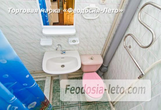 Мини гостиница с общей кухней, улица Русская в Феодосии - фотография № 11