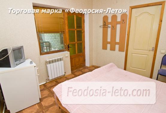 Мини гостиница с общей кухней, улица Русская в Феодосии - фотография № 13