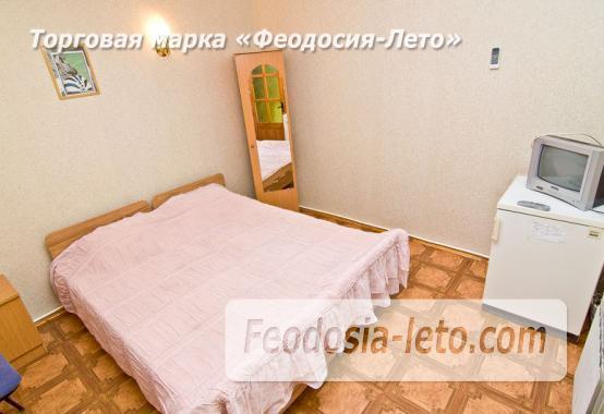Мини гостиница с общей кухней, улица Русская в Феодосии - фотография № 14