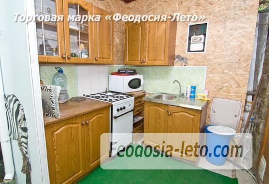 Мини гостиница с общей кухней, улица Русская в Феодосии - фотография № 15