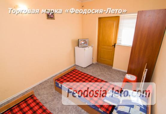 Мини отель на улице Грина в п. Береговое Феодосия - фотография № 7