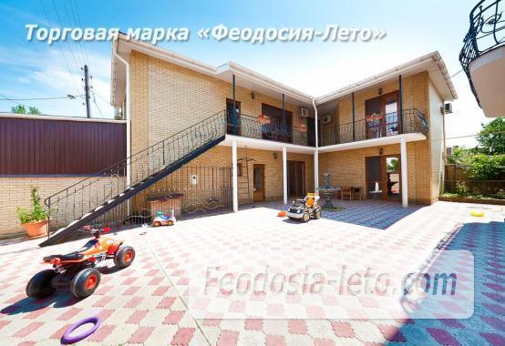 Мини отель в Феодосии рядом с Крымским рынком, улица Степная - фотография № 1