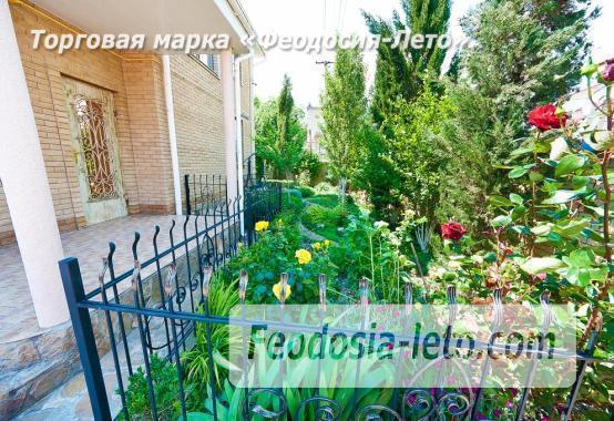 Мини отель в Феодосии рядом с Крымским рынком, улица Степная - фотография № 2