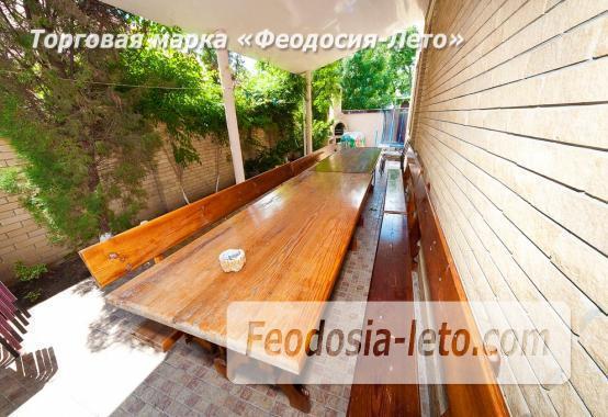 Мини отель в Феодосии рядом с Крымским рынком, улица Степная - фотография № 3