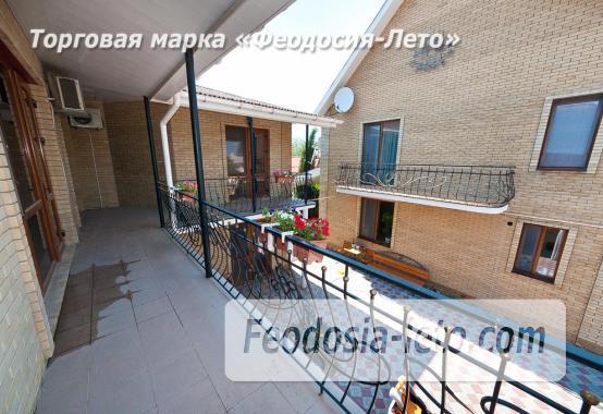 Мини отель в Феодосии рядом с Крымским рынком, улица Степная - фотография № 16