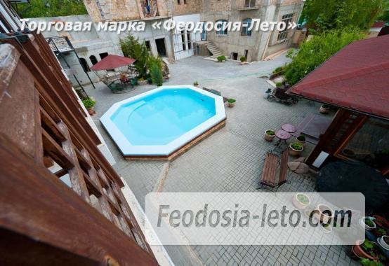 Мини отель в Феодосии с бассейном на улице Головина - фотография № 19