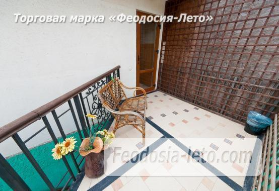 Мини отель в Феодосии с бассейном на улице Головина - фотография № 12