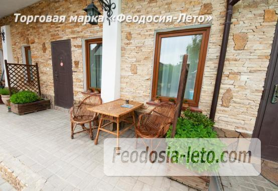 Мини отель в Феодосии с бассейном на улице Головина - фотография № 14